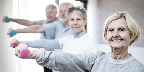 Stronger Bones for Older Adults tickets