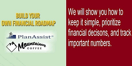 Build Your Own Financial RoadMap™ tickets