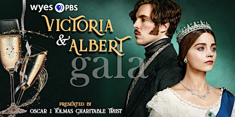 "WYES ""Victoria & Albert"" Gala presented by Oscar J. Tolmas Charitable Trust tickets"