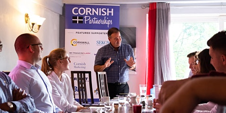 24 January - Your Partnerships Cornwall in partnership with the Innovation Centres tickets