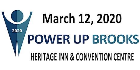 PowerUp Brooks 2020 tickets