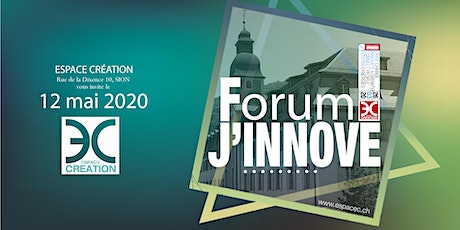 Forum J'innove Printemps 2020 billets