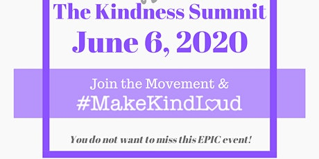The Kindness Summit tickets