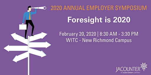 2020 Annual Employer Symposium: Foresight is 2020