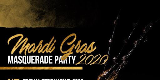 Mardi Gras Masquerade Party 2020