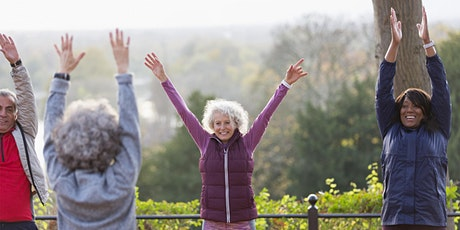 Exercises for Older Adults with Osteoarthritis tickets