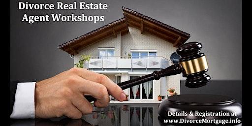 2020 - Divorce Real Estate Agent Workshops