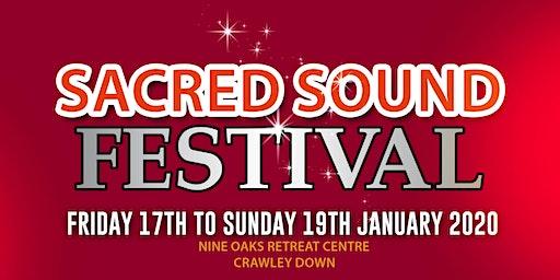 Sacred Sound Festival