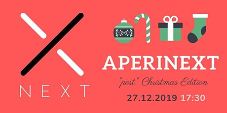 AperiNEXT post Christmas Edition biglietti