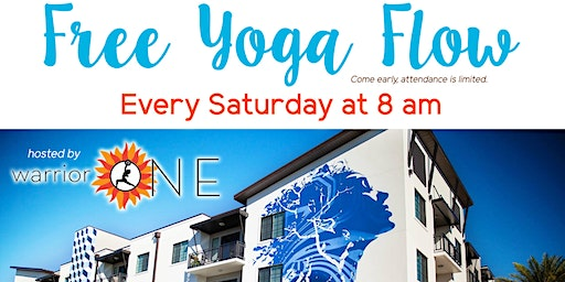 Free Yoga Flow at The Patch Dunedin