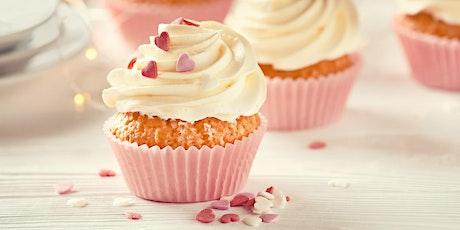 Valentine's Cupcake Decorating tickets