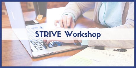 STRIVE: Let's Talk About It tickets
