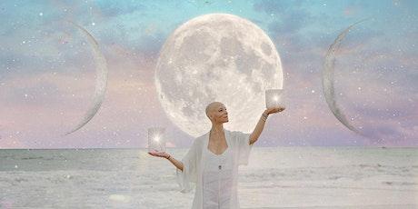 Full Moon Ayurvedic Tea Ceremony & Crystal Alchemy Sound Bath with SuryaSpa tickets