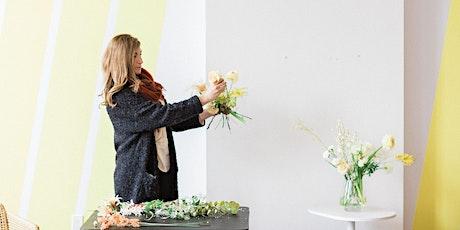 Florist in Bloom tickets