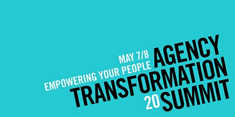 Agency Transformation Summit 2020 tickets
