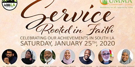 UMMA Clinic and Islah LA Fundraising Gala (SOLD OUT) tickets