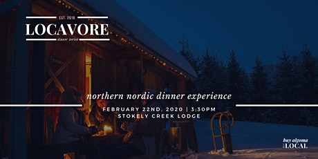 Northern Nordic Dinner Experience tickets