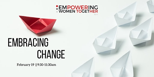 Empowering Women Together  Monthly Meeting