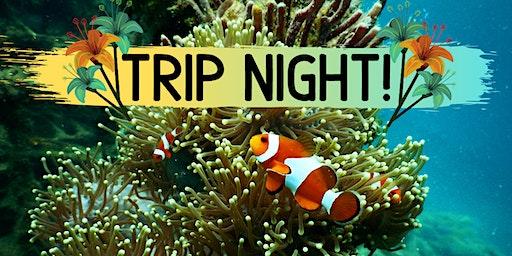 SCUBA Trip Night!