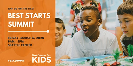 Best Starts for Kids Summit tickets
