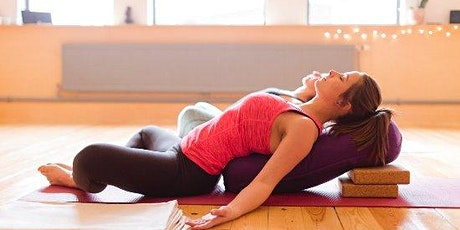 Restorative/Yin Yoga tickets