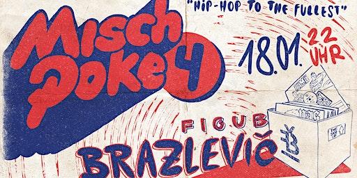 Mischpoke Vol. 4 DJ-Edition feat. Figub Brazlevič