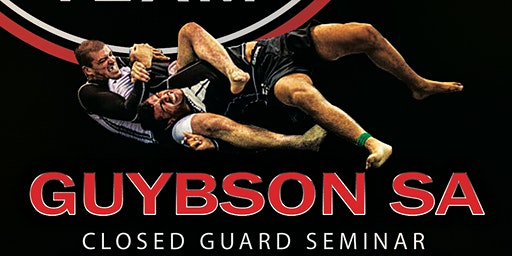 Guybson Sa Closed Guard Seminar
