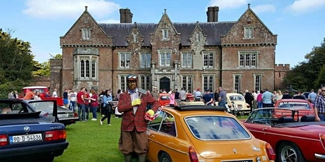 Classic Car Show at Wells! tickets