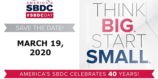 National SBDC Day 2020