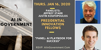 AI in Government – The AI Playbook w/Presidential Innovation Fellows (PIFs)