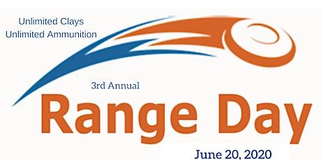 3rd Annual DVR Range Day tickets