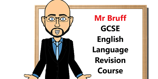 Mr Bruff GCSE English Language Revision 2020 (AQA exam board)