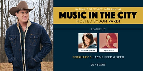 Nashville Lifestyles: Music in the City tickets