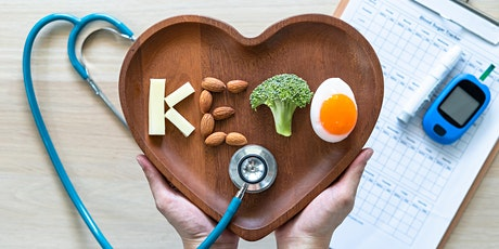 Keto Klub - Keto & Cholesterol tickets