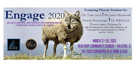 Engage 2020 -  An Apologetics Conference on Issues in Church and Culture