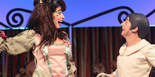 Desconto: Pinocchio, no Festival de Férias do Teatro Folha