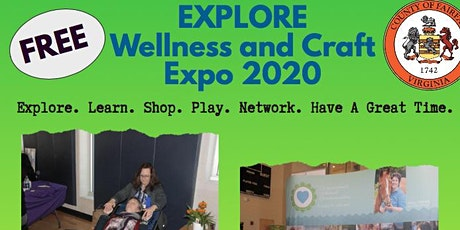 Explore Wellness and Craft Expo 2020 tickets