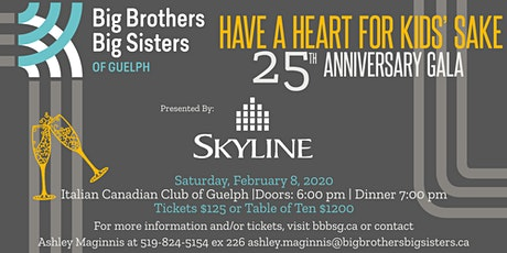 Have a Heart for Kids' Sake Gala tickets