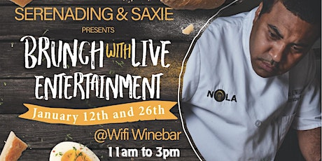 Brunch with Live Entertainment tickets
