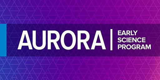 Aurora COE ESP Workshop 2
