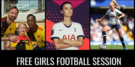 Girls Skills Session with Legend Tommy Smith, Chloe Peplow & Rosella Ayane tickets