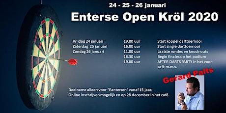Enterse Open Kröl 2020 tickets