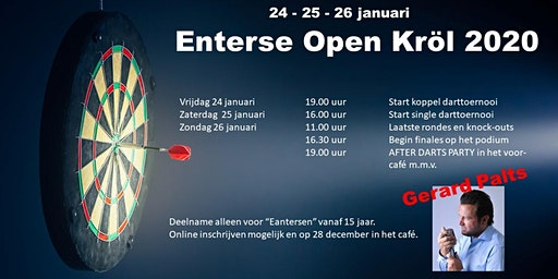 Enterse Open Kröl 2020