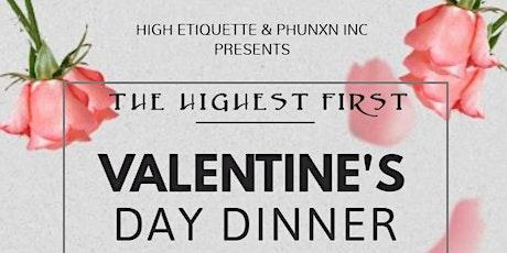 The Highest First Valentine's Event tickets