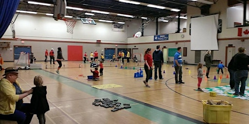 Bankhead Elementary Family Active Night