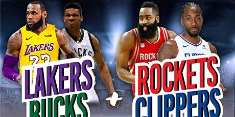 Happy Hour at The Park - Lebron, James Harden..NBA Watch Party @ {Union Park - Addison} tickets