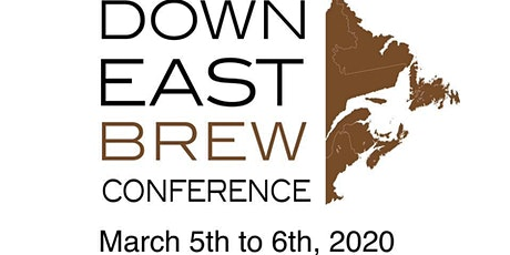Down East Brew Conference 2020 tickets