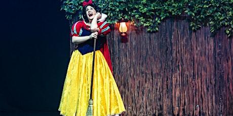 Desconto: Branca de Neve, O Musical, no Festival de Férias do Teatro Folha ingressos