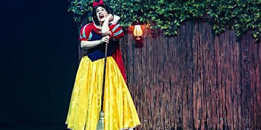 Desconto: Branca de Neve, O Musical, no Festival de Férias do Teatro Folha