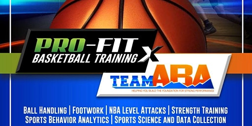 TeamABA/Pro Fit Basketball Training Youth Basketball Camp